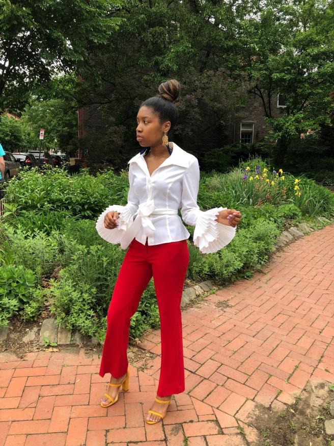 red-classy-black-woman